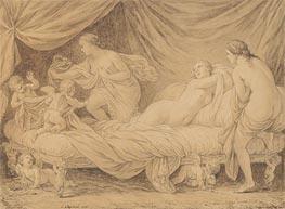 Lagrenee | Les Graces lutinees par les amours, 1778 | Giclée Paper Print