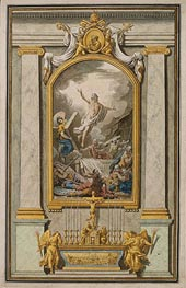 Lagrenee | The Resurrection | Giclée Canvas Print