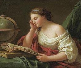 Lagrenee | History, 1765 | Giclée Canvas Print