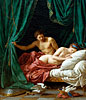 Lagrenee - Mars and Venus an Allegory of Peace - Art Print / Posters