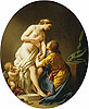 Lagrenee - Pygmalion and Galatea - Art Print / Posters
