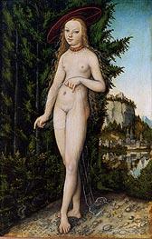 Venus in a Landscape, 1529 by Lucas Cranach | Giclée Canvas Print