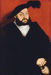 Lucas Cranach | John, Duke of Saxony | Giclée Canvas Print
