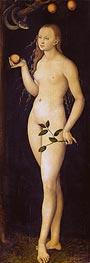 Eve, 1528 by Lucas Cranach | Giclée Canvas Print