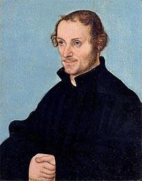 Lucas Cranach | Philipp Melanchthon | Giclée Canvas Print