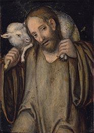 The Good Shepherd, undated by Lucas Cranach | Giclée Canvas Print