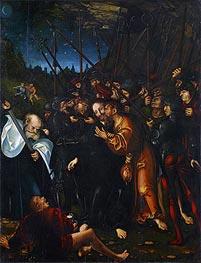 Lucas Cranach | Christ's Arrest | Giclée Canvas Print