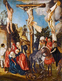 Lucas Cranach | The Crucifixion of Christ | Giclée Canvas Print