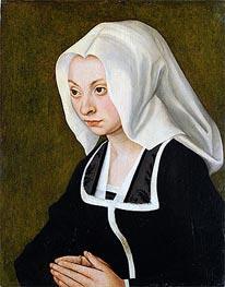 Lucas Cranach | Portrait of a Woman | Giclée Canvas Print