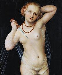 Lucretia, c.1525 by Lucas Cranach | Giclée Canvas Print