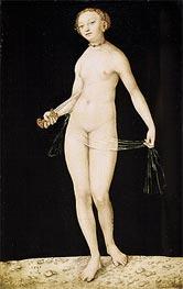 Lucretia, 1533 by Lucas Cranach | Giclée Canvas Print