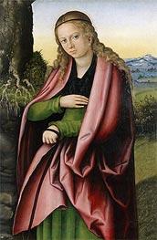 Lucas Cranach | St Margaret | Giclée Canvas Print