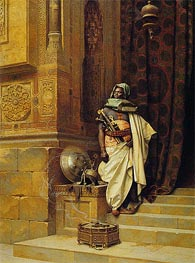 The Palace Guard, 1900 by Ludwig Deutsch | Giclée Canvas Print