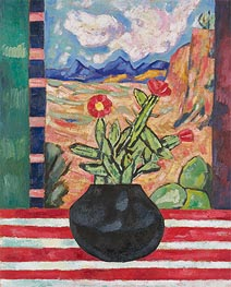 Marsden Hartley | Untitled (Still Life), 1919 | Giclée Canvas Print