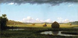Martin Johnson Heade | Summer Showers, c.1865/70 | Giclée Canvas Print