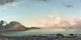 Martin Johnson Heade | Singing Beach, Manchester, 1862 | Giclée Canvas Print