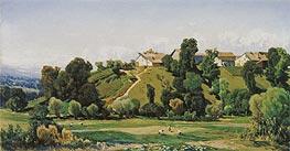 Martin Rico y Ortega | Peasants, undated | Giclée Canvas Print