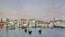 Martin Rico y Ortega | The Doge's Palace and the Riva degli Schiavoni, Venice, undated | Giclée Canvas Print