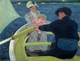 Cassatt | The Boating Party, c.1893/94 | Giclée Canvas Print