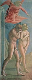 Adam and Eve Banished from Paradise, c.1427 by Masaccio | Giclée Canvas Print