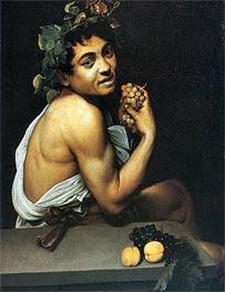 Caravaggio | Sick Bacchus (Self-Portrait as Bacchus), c.1592/93 by | Giclée Canvas Print