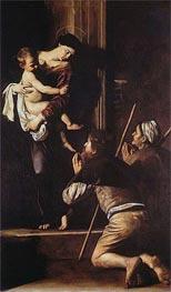 Caravaggio | Madonna di Loreto, c.1603/04 | Giclée Canvas Print