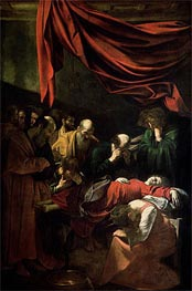 Caravaggio | The Death of the Virgin, 1605 | Giclée Canvas Print