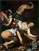 Caravaggio - The Crucifixion of Saint Peter - Art Print / Posters