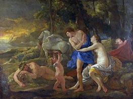 Nicolas Poussin | Cephalus and Aurora, c.1630 | Giclée Canvas Print