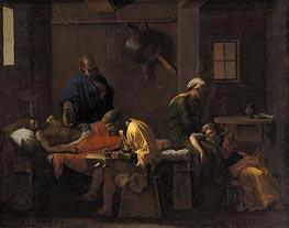 Nicolas Poussin | The Testament of Eudamidas, c.1644/48 | Giclée Canvas Print