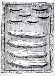 Nikolay Kermov | Stela III, undated | Giclée Canvas Print