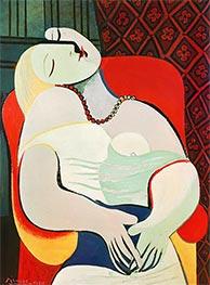 Picasso | The Dream, 1932 | Giclée Canvas Print