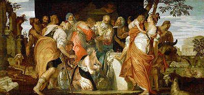 Ointment of David, c.1555/60 | Veronese | Painting Reproduction
