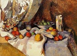 Cezanne | Still Life with Apples | Giclée Canvas Print