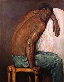 Cezanne | The Negro Scipion, c.1866/68 | Giclée Canvas Print