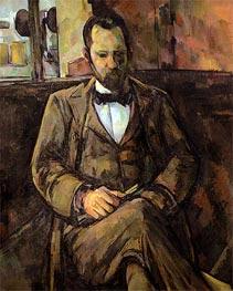 Cezanne | Portrait of Ambroise Vollard, c.1899 | Giclée Canvas Print