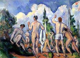 Cezanne | The Bathers, c.1890/92 | Giclée Canvas Print
