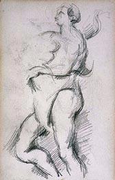Cezanne | Allegorical Figure of Health, c.1882/90 | Giclée Paper Print