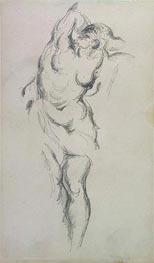Cezanne | Allegorical Figure of War, c.1885/90 | Giclée Paper Print