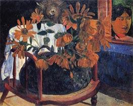 Gauguin | Sunflowers | Giclée Canvas Print