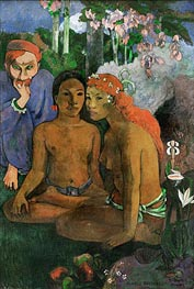 Gauguin | Conted Barbares (Primitive Tales) | Giclée Canvas Print