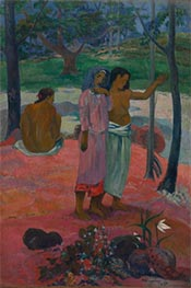 Gauguin | The Call | Giclée Canvas Print
