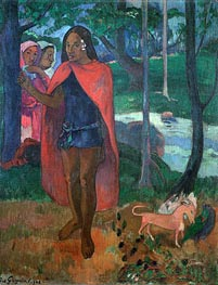 Gauguin | The Magician of Hivaoa | Giclée Canvas Print