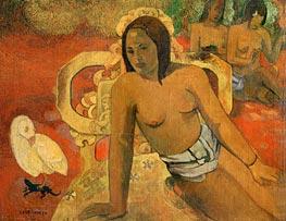 Gauguin | Vairumati | Giclée Canvas Print
