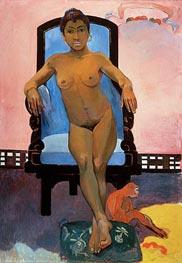 Annah the Javanese (Aita tamari vahine Judith te parari), c.1893/94 by Gauguin | Giclée Canvas Print