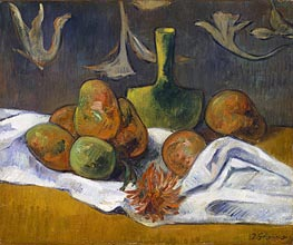 Still Life, 1891 by Gauguin | Giclée Canvas Print