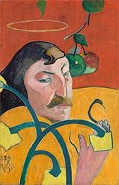 Self-Portrait, 1889 by Gauguin | Giclée Canvas Print