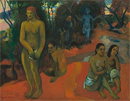 Te Pape Nave Nave (Delectable Waters), 1898 by Gauguin | Giclée Canvas Print