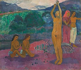 The Invocation, 1903 by Gauguin | Giclée Canvas Print