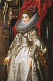 Rubens | Portrait of Marchesa Brigida Spinola Doria | Giclée Canvas Print